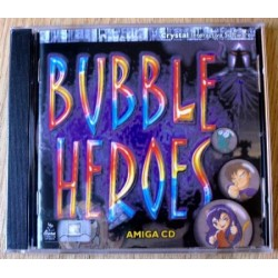 Amiga CD: Bubble Heroes (Crystal Interactive)