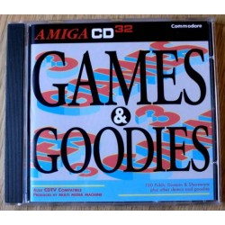 Amiga CD32: Games & Goodies - Games 3 (CD)