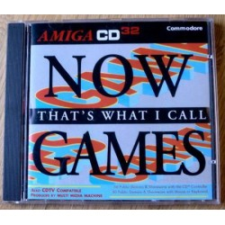 Amiga CD32: Now That's What I Call Games (CD)