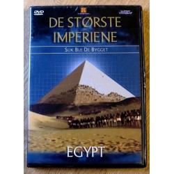 The History Channel: De største imperiene - Egypt (DVD)