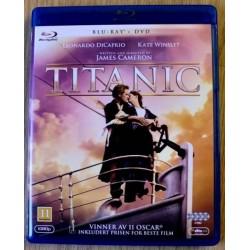 Titanic (Blu-ray + DVD)