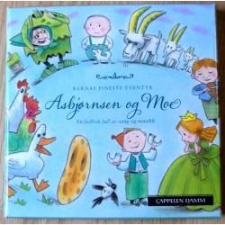 Barnas fineste eventyr: Asbjørnsen og Moe (lydbok)
