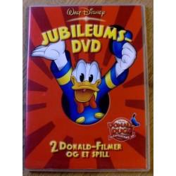 Donald Duck - Jubileums DVD - 70 fantastiske år (DVD)