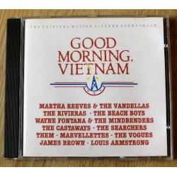 Good Morning, Vietnam - The original motion picture soundtrack (CD)