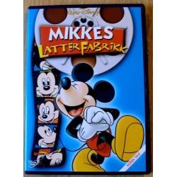 Mikkes latterfabrikk (DVD)