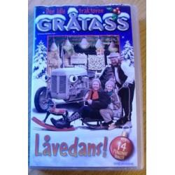 Den lille traktoren Gråtass - Låvedans! (VHS)