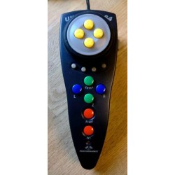 Nintendo 64: UltraRacer 64 håndkontroll