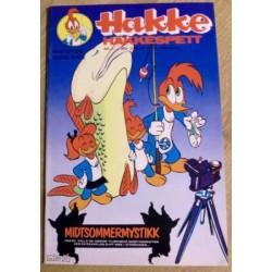 Hakke Hakkespett: 1983 - Nr. 7 - Midtsommermystikk
