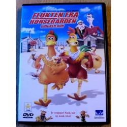 Flukten fra hønsegården - Chicken Run (DVD)