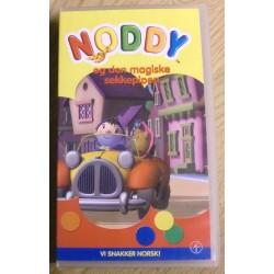 Noddy og den magiske sekkepipen (VHS)