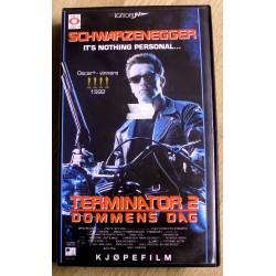 Terminator 2: Dommens dag (VHS)
