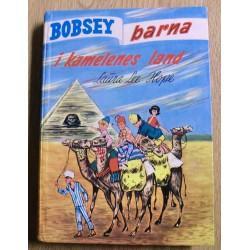Bobsey-Barna: Nr. 45 - Bobsey-Barna i kamelenes land