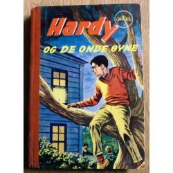 Hardy-guttene - 53 - Hardy og de onde øyne