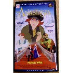Anastasia (VHS)