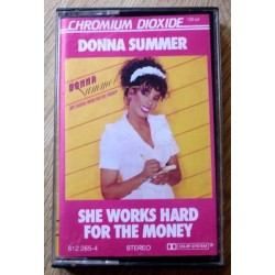 Donna Summer: She Works Hard For The Money (kassett)