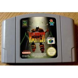 Nintendo 64: Body Harvest (Gremlin) (PAL)