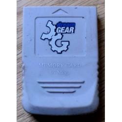 Nintendo GameCube: dreamGEAR 64 MB Memory Card