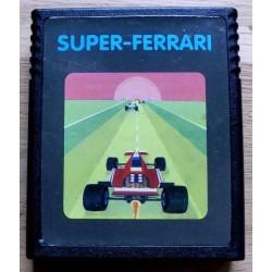Atari 2600: Super-Ferrari (PAL)