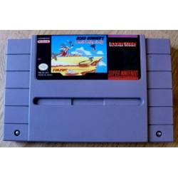 Super Nintendo: Road Runner's Death Valley Rally