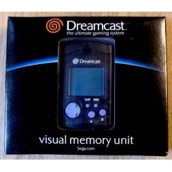 SEGA Dreamcast: Visual Memory Unit - Komplett i eske