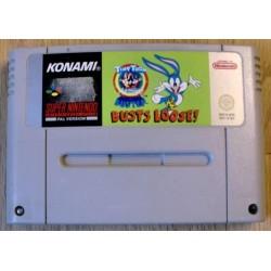 Super Nintendo SNES: Tiny Toon Adventures (Konami)