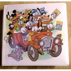Walt Disney Eventyrbånd - Samleperm med kassetter og bøker