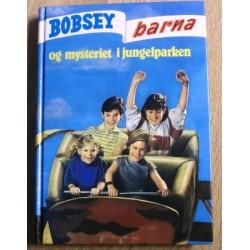 Bobsey barna og mysteriet i jungelparken - Nr. 80