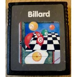 Atari 2600: Billard