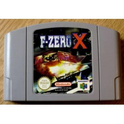 Nintendo 64: F-Zero X