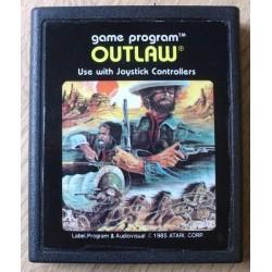 Atari 2600: Outlaw (cartridge)