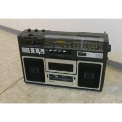 Philips kassettspiller - 774 - Boom Box - Radio