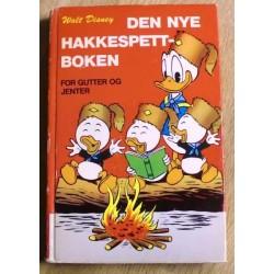 Den nye hakkespettboken for gutter og jenter (Walt Disney)