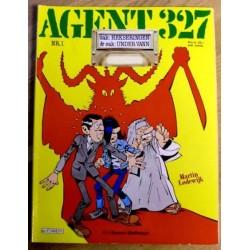 Agent 327: Nr. 1 - Hekseringen - Under vann