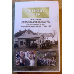 Nøtterøy 1939 - Nytt Opplag (VHS)