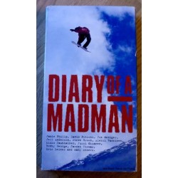 Diary of a Madman - Snowboard (VHS)