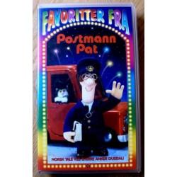 Favoritter fra Postmann Pat (VHS)