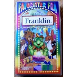 Franklin: Franklins bursdagsselskap (VHS)