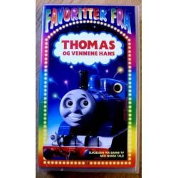 Favoritter fra Thomas og vennene hans (VHS)