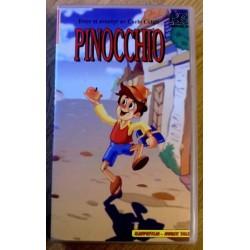 Pinocchio (VHS)