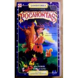 Pocahontas (VHS)