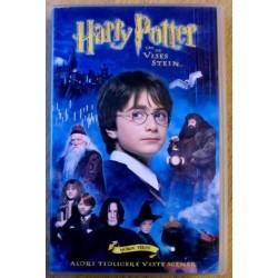 Harry Potter og De vises stein (VHS)