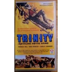 Trinity: Djevelens høyre hånd (VHS)