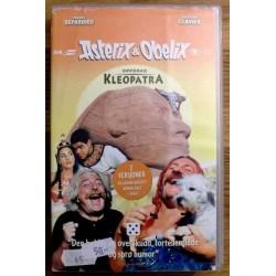 Asterix & Obelix: Oppdrag Kleopatra (VHS)