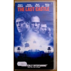 The Last Castle (VHS)