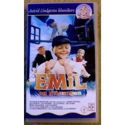 Astrid Lindgrens Emil og grisungen (VHS)