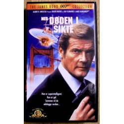 James Bond 007: Med døden i sikte (VHS)