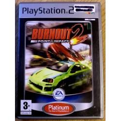 Burnout 2: Point of Impact (EA Games)
