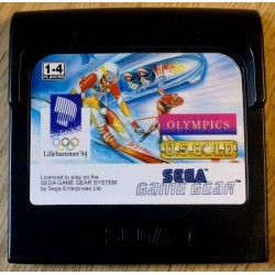 SEGA Game Gear: Lillehammer '94 Winter Olympics
