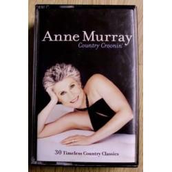 Anne Murray: Country Croonin' (2 x kassett)