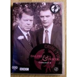 Dalziel & Pascoe: Crime Time Collection 2 (DVD)